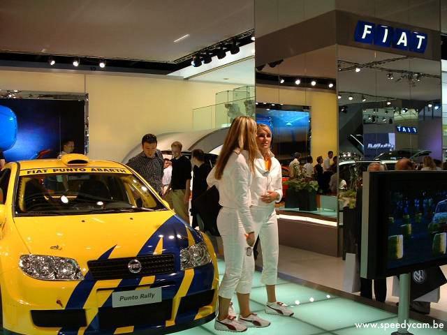 Speedycam Car Pictures Fiat Punto Rally