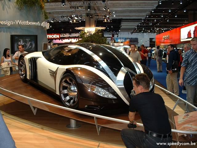 Speedycam Car Pictures Peugeot 4002 Design Concept
